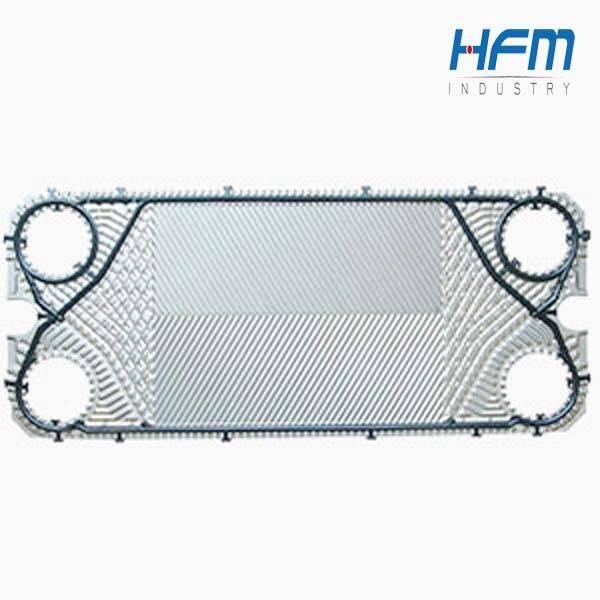 Marine Titanium Plate Heat Exchanger