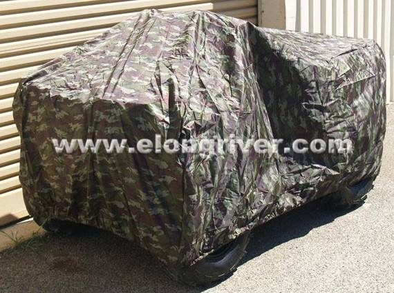 Camouflage Oxford ATV Cover / Quad Cover / UTV Cover