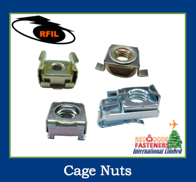 Cage Nuts