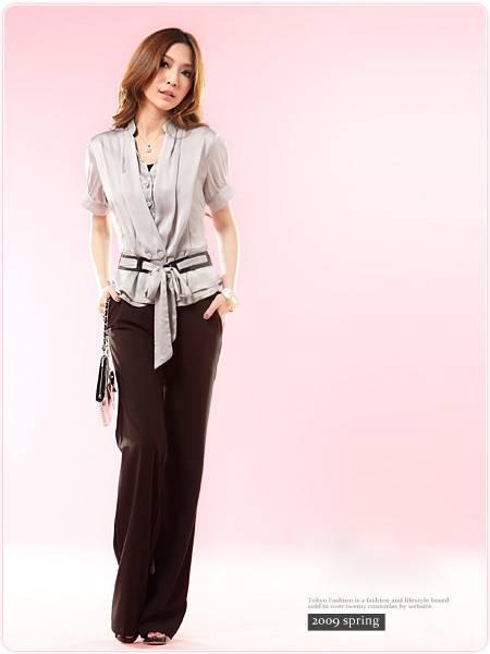 Fashion Simple Leisure Cotton Trousers