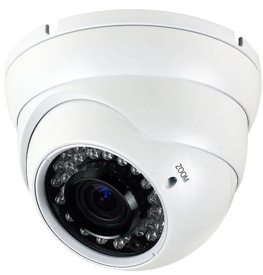 IR Vandalproof Dome Camera SV-FBI08 with CE, FCC certificates