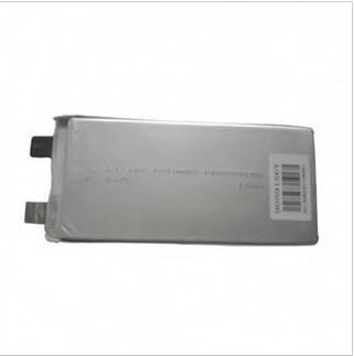 Large lipo battery cell 3.7V 10Ah 9059156