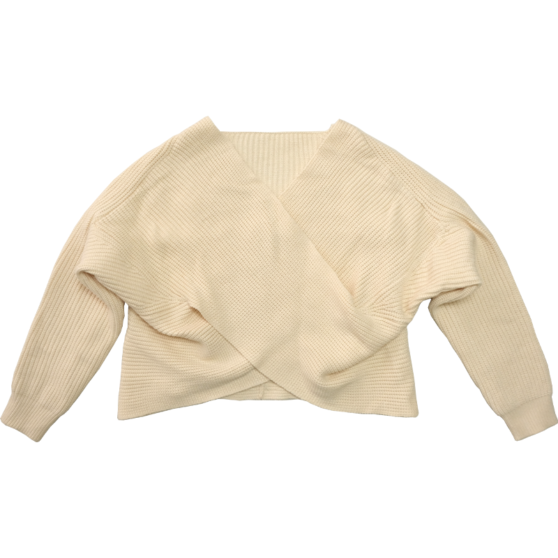 2021ss New Arrival V-Neck Sweater