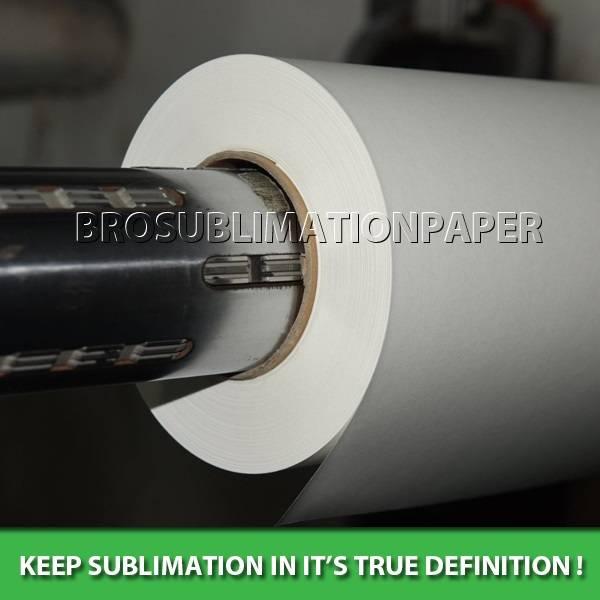 """Economic 103g Sublimation Paper 60""""*100m"""