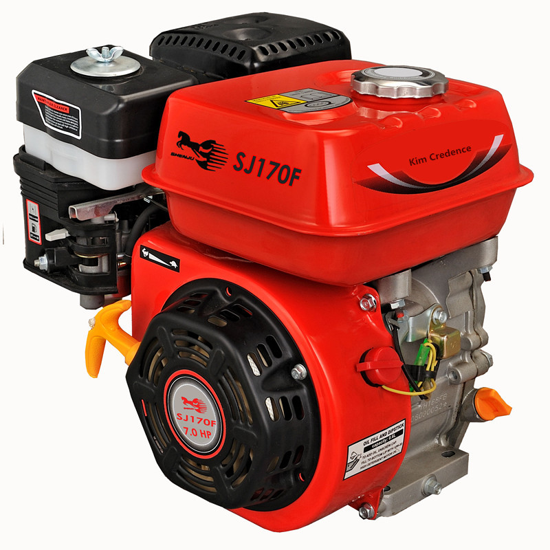 SJ170F 7hp GASOLINE ENGINE with high quality