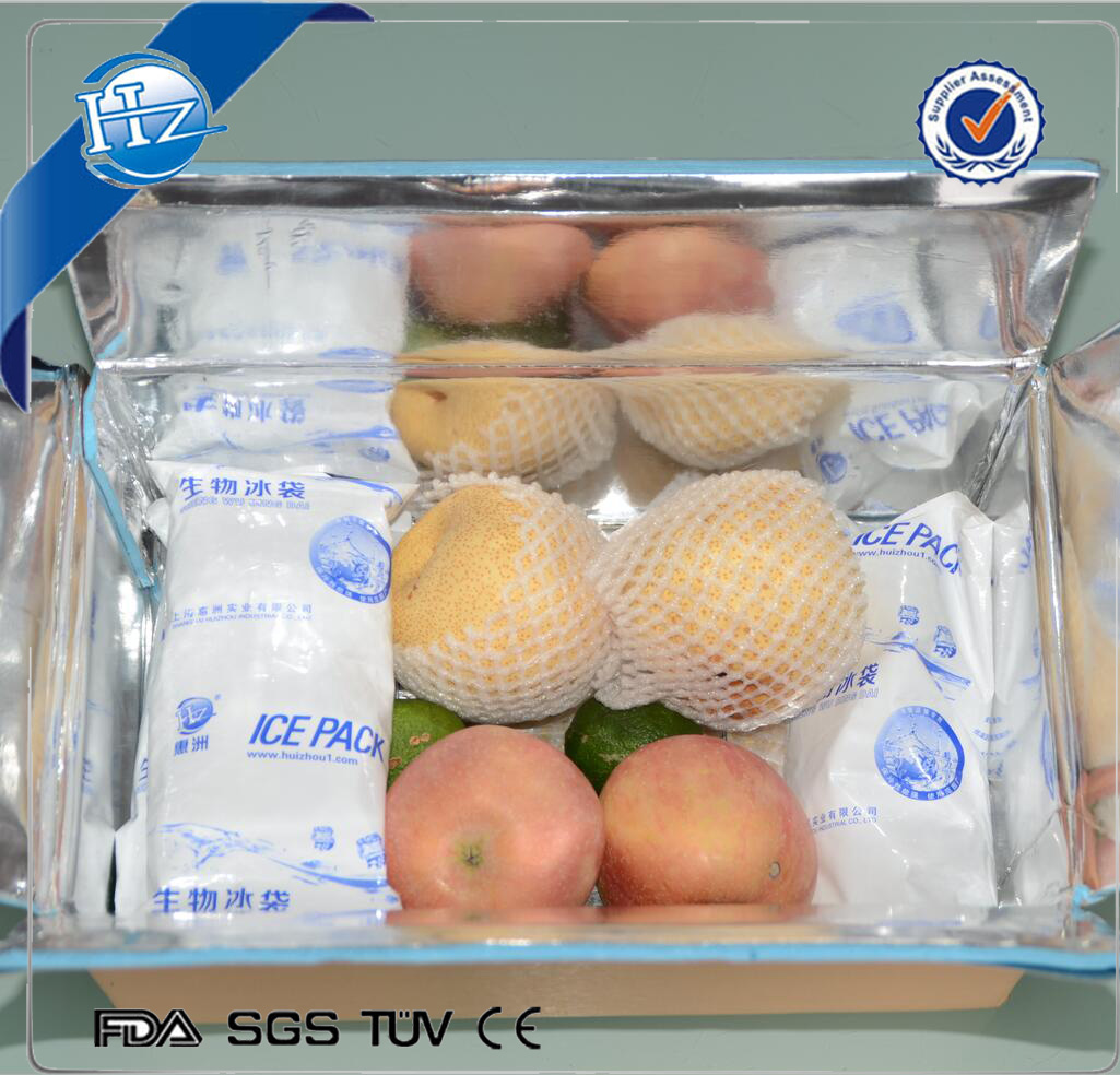 cold packaging insulated shipping box