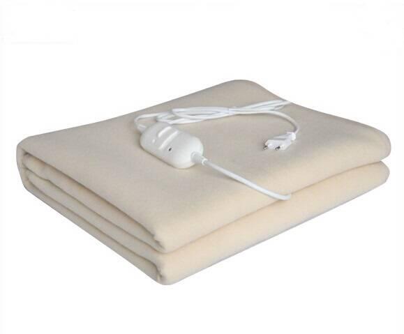Polar Fleece Electric Heated Blanket