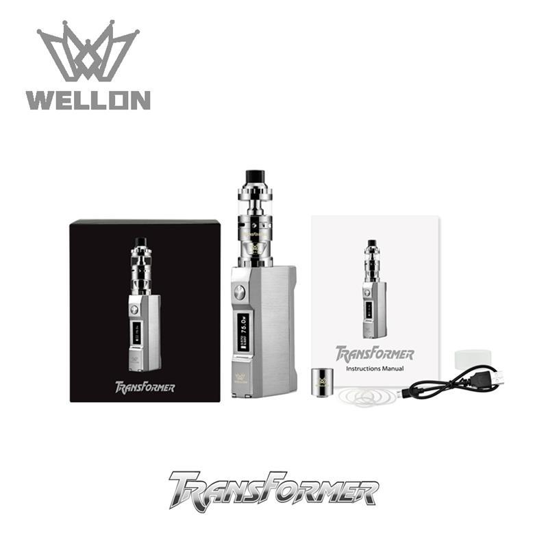 Wellon Transformer Kit is The Alternative to Cigarettes