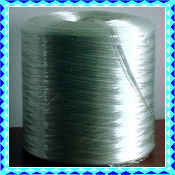 E-glass fiber glass pultrusion direct roving for transparent wall panelg