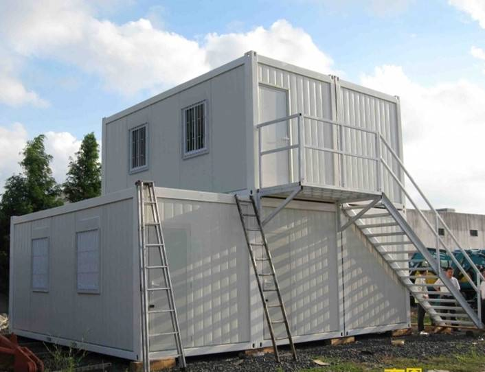 luxury container house