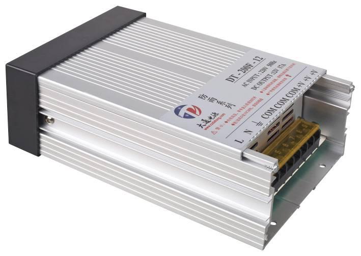 Outdoor Rainproof Power Supply 250W 12V24V/36V/48V(DT-250F)
