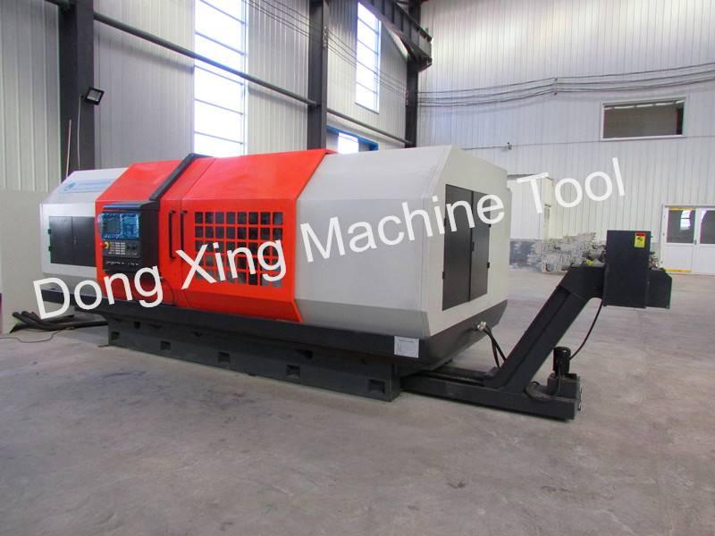 CNC Vacuum Pump Screw Special Spiral Rotor Milling Machine