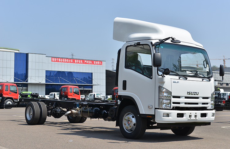 ISUZU NPR Chassis from Factory directly