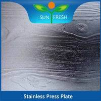 Stainless Steel Press Plate
