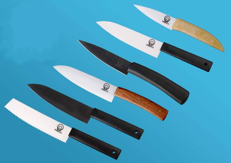 cerami fruit knife