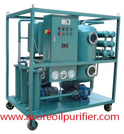 Waste Lubricating Oil Recycling Machine