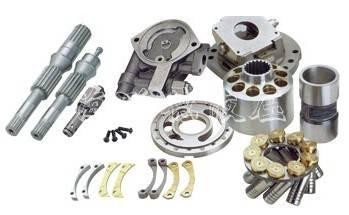 Komatsu PC350-7 hydraulic pump accessories hydraulic motor