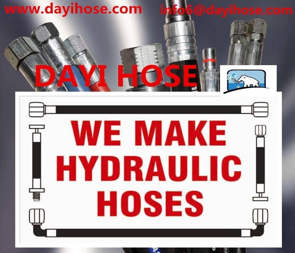 spiral wire hydraulic hose 4sh 4sp