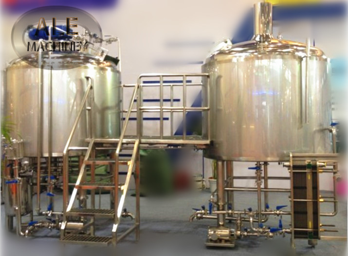 20bbl Stainless Steel Mash/lauter Tun For Brewing House