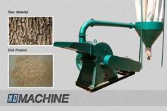 tree bark crusher,dry and wet wood crusher,bamboo crusher