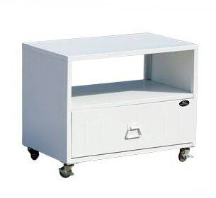 CBNT furniture visions small TV stand steel cabinet