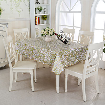 Waterproof and Oil-proof Tablecloth