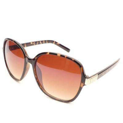 Unisex Sunglasses with Rounded Plastic Frame, UV 400 Protection Lens, OEM Orders are WelcomeNew