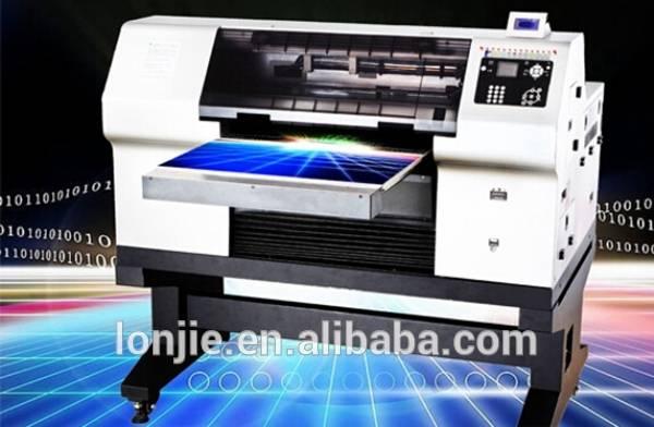 Newest Multicolor 3d Digital Leather Printer