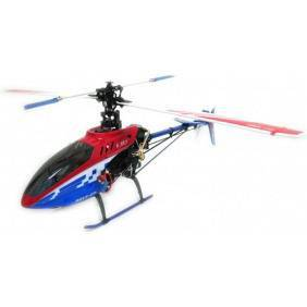 CCPM Mixing Control System 380PF Motor 2.4G Helicopter