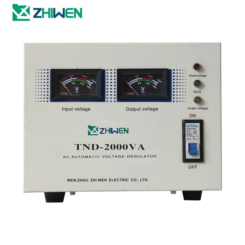 2000VA Stabilizer/Automatic Voltage Regulator