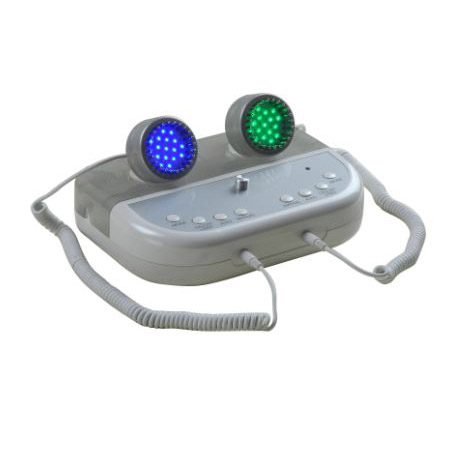 Portable 7 COLOR LED Device with Bio Micro current function