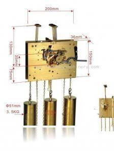 CH Clock Movement 160053 160054