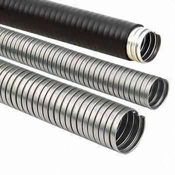 Rigid PVC Coated Galvanized Steel Metal Flexible Conduit