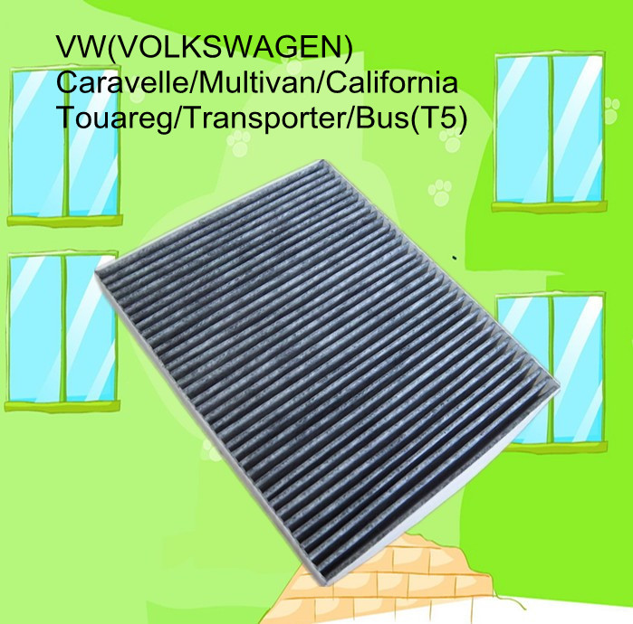 air conditioning filters for Audi q7 PORSCHE Cayenne VW OEM 7H0819631