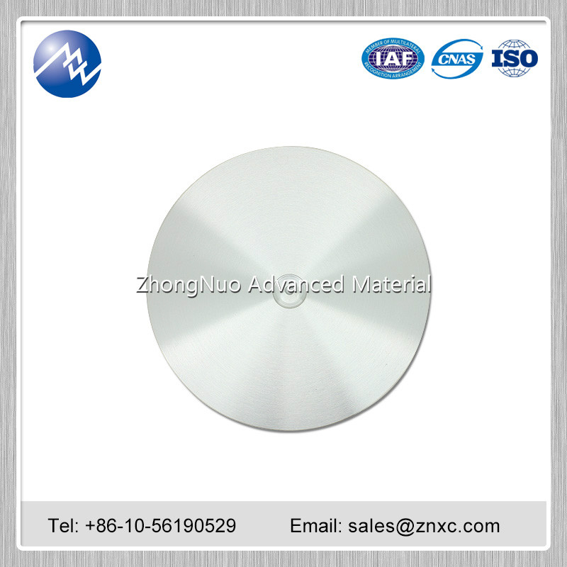 Manufacture High purity Ni target