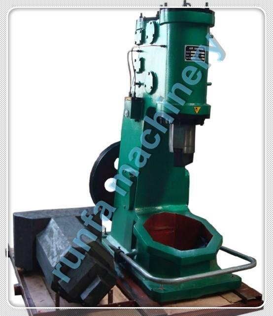Pneumatic forging hammer C41-75KG for sale