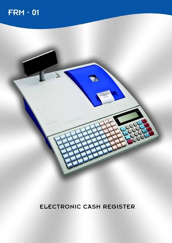 Fiscal Cash Register FRM01 / HECR