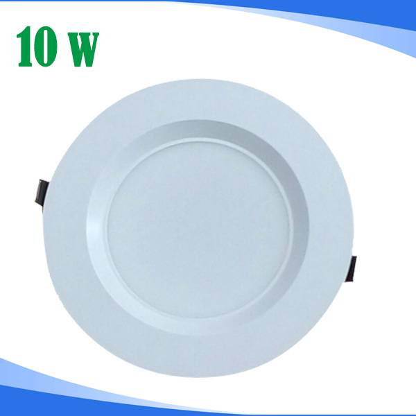 10W motion sensor LED down light