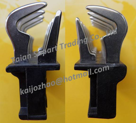 Sulzer loom parts Guide tooth block