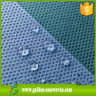35gsm Waterproof SMMS SMS TNT polypropylene spunbond non woven fabric Medical for face mask/sms oper