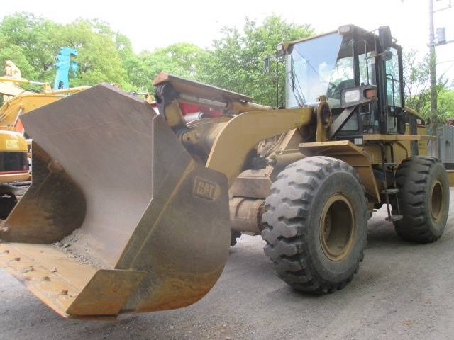 Caterpillar 938G Wheel Loader ( also Komatsu TCM Hitachi