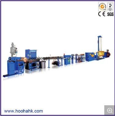 PVC Insulated Cable Wire Jacketing Extrusion Machine