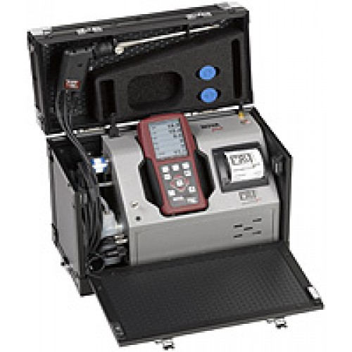 MRU NOVA Plus Combustion Gas Analyzer