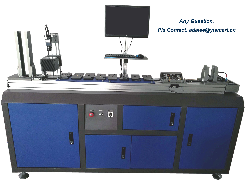 Smart Card Data Personalization Machine YDP-6000 Model 2017