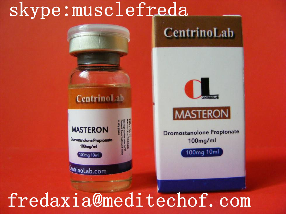 Masteron-Drostanolone Propionate /HGH/Steroids/ Peptides/Hormone/Humantrope /hgh/Human growth