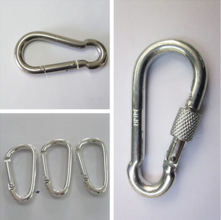 Stainless steel climb snap hook for sale