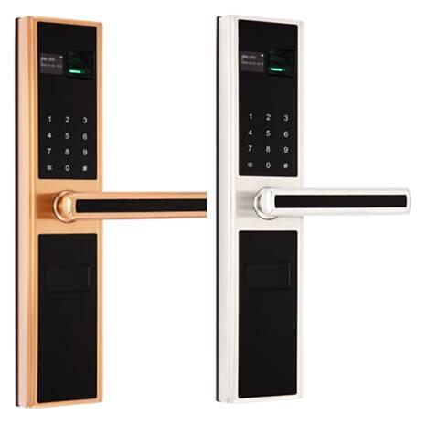 High quality Finger Print locks Fashion Smart Biometric Fingerprint Door Lock