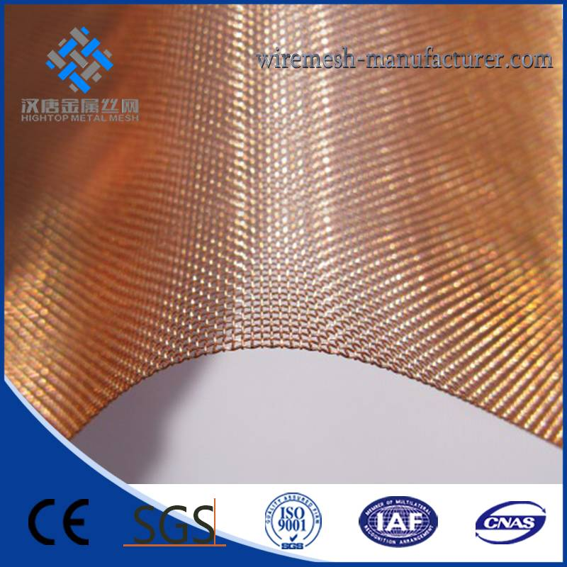 Chinese Phosphor Bronze Wire Mesh with top quality