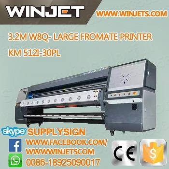 Twinset W8 SOLVENT PRINTER