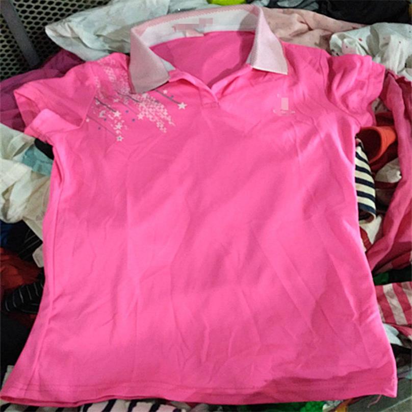Summer Women Used Clothes Top Grade